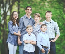 Maust Family