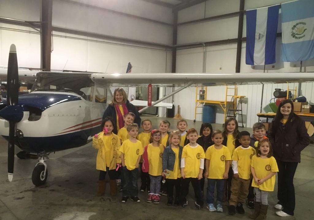 BCA Preschool Visit